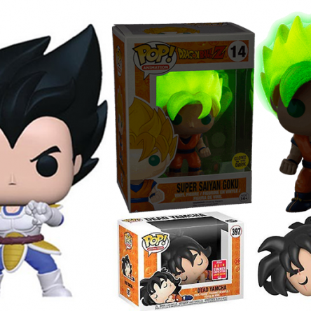 POP! Dolls Dragon Ball